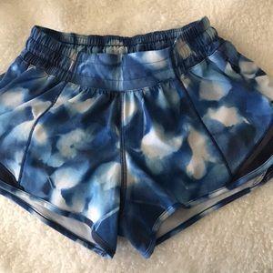 Lululemon Shorts - size 2